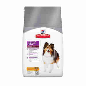 Croquettes Hill's Science Plan Sensitive Stomach & Skin Pour Chiens Adultes