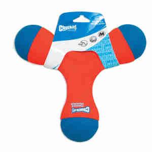 Chuckit Tri Bumper Toss Toy voor honden