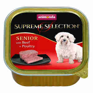 Animonda Supreme Selection Senior Dog Food