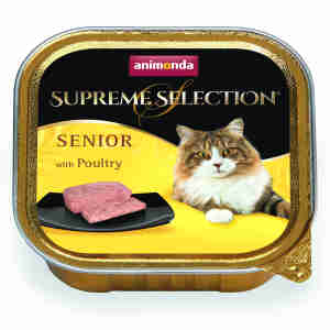 Animonda Supreme Selection Senior Cat Food