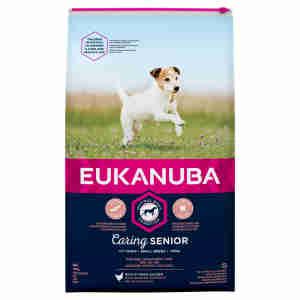 Eukanuba Voor Senior Honden Van Kleine Rassen