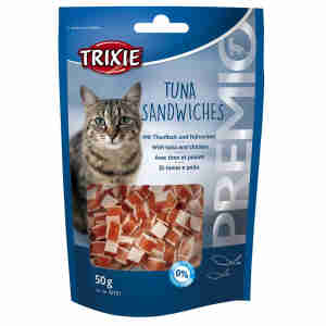 Trixie PREMIO Tuna Sandwiches for Cats
