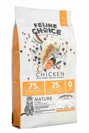 Feline Choice Complete Senior Cat Food