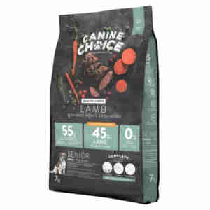 Canine Choice Senior Light Mini Hundefutter