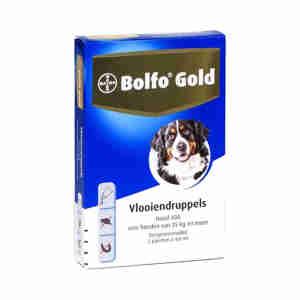 Bolfo Gold Hond 400 (25-40kg)