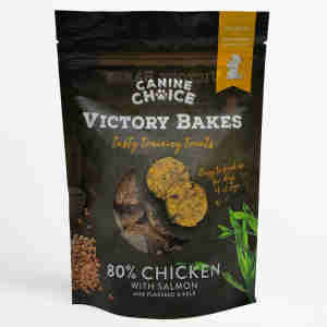 Canine Choice Victory Bakes Chicken Dog Treats