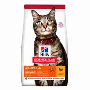 Hill's Science Plan Feline Adult 1-6 Chicken