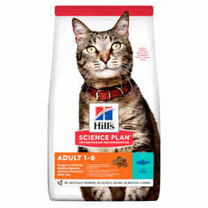 Hill's Science Plan Feline Adult 1-6 Tuna