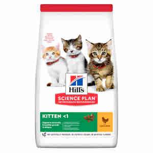 Hill's Science Plan Feline Kitten <1 Chicken