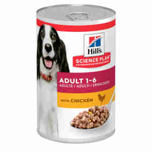 Hill's Science Plan Canine Adult 1-6 Chicken