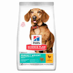 Hill's Science Plan Canine Small & Mini Adult Perfect Weight Chicken