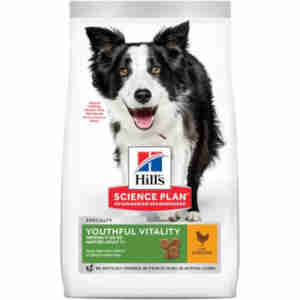 Hill's Science Plan Canine Mature Adult 7+ Youthful Vitality Chicken