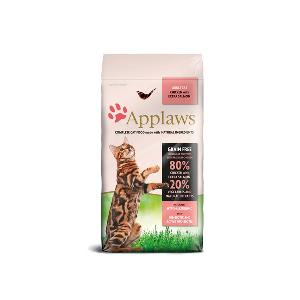 Applaws Droogvoer Kip & Zalm voor Katten