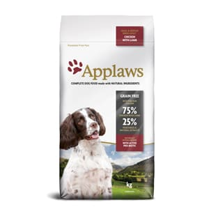 Applaws Complete Droogvoer Kip & Lam (klein en middelgrote rassen)