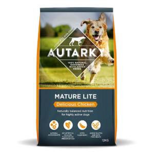 Autarky Mature Lite Dry Dog Food - Chicken