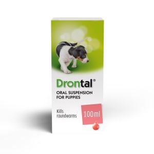 Drontal Puppies Oral Worming Suspension