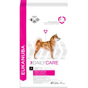 Eukanuba Daily Care Sensitive Digestion Adult 1+ Dry Dog Food