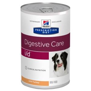 Hill's Prescription Diet Digestive Care i/d Wet Dog Food - Turkey