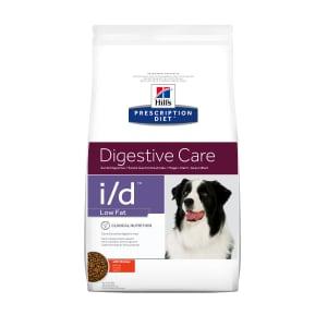 Hills Prescription Diet i/d Low Fat voor honden
