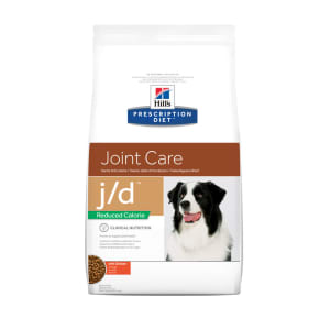 Hills Prescription Diet j/d Reduced Calorie voor honden