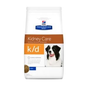 Hills Prescription Diet – Canine k/d Hundefutter
