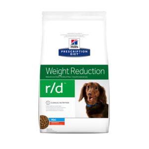 Hills Prescription Diet r/d Mini voor honden