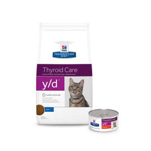 Hill's Prescription Diet Y/D Chat