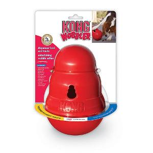 Kong  Wobbler - Jouet distributeur de friandises