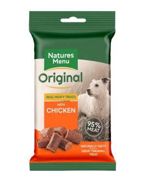 Natures Menu Dog Treats - Chicken