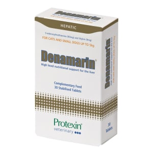 Protexin Denamarin Liver Support for Cat & Small Dog