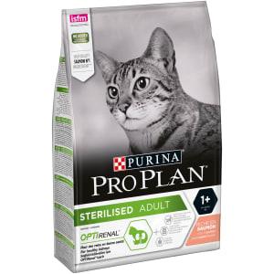 Croquettes pour chat adulte PURINA PRO PLAN Sterilised avec Optisenses