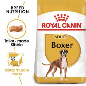 Royal Canin Boxer Adult Dry Dog Food