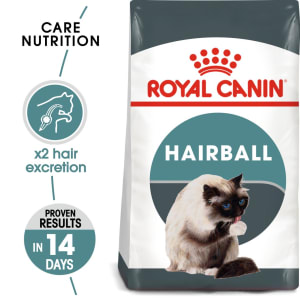 Royal Canin Intense Hairball 34 Adult Dry Cat Food