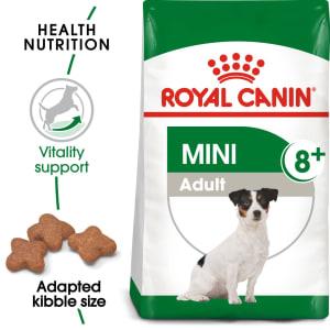 Royal Canin Mini Adult 8+ Dry Dog Food