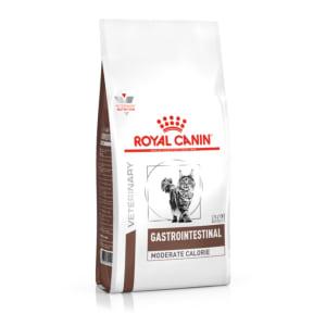Royal Canin - Vet Diet Féline - Gastro-Intestinal Moderate Calorie