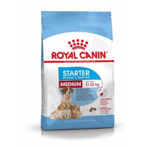 Royal Canin Medium Starter Mother & Babydog Chiot Nourriture Croquettes