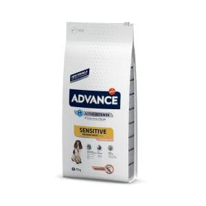 ADVANCE Sensitive Hundefutter mit Lachs & Reis