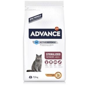 Advance Sterilized +10 - Chat Senior Stérilisé