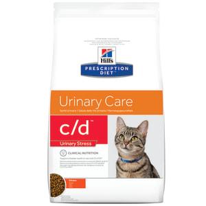 Hills Prescription Diet - Feline c/d Urinary Stress