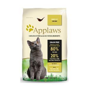 Applaws Grain-Free Natural Senior Dry Cat Food - Chicken