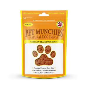 Pet Munchies Dog Training Treats - Chicken