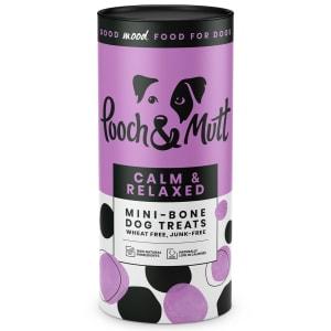 Pooch & Mutt Calm & Relaxed Mini Bone Dog Treats