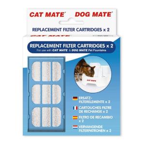Cat Mate Replacement Cartridge for Cat & Dog