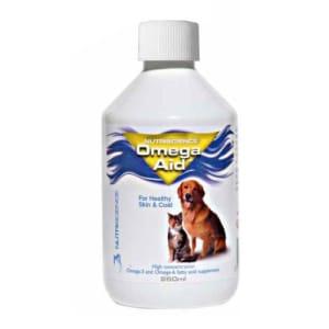 NutriScience Omega Aid for Dog & Cat