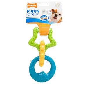 Nylabone Puppy Teething Star Welpenspielzeug