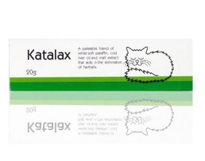 Katalax Hairballs/Furballs Treatment Paste for Cats