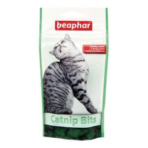 Beaphar Catnip-Bits – Leckerlis mit Katzenminze