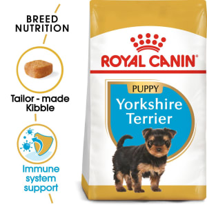 Royal Canin Yorkshire Terrier Puppy Dry Dog Food