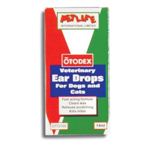 Otodex Dog & Cat Ear Drops