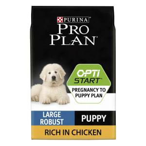 Pro Plan Chien Large Robust Puppy Riche en Poulet